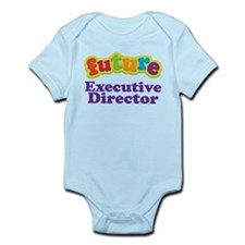 Future Executive Director Infant Bodysuit