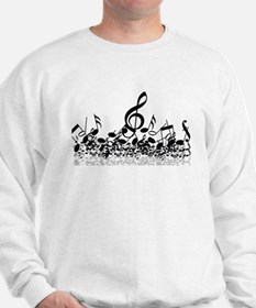 Music Notes Jumper