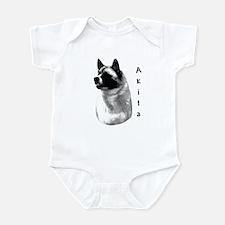 Akita 7 Infant Bodysuit