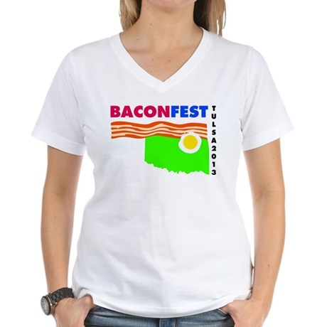 BaconFest Tulsa T-Shirt