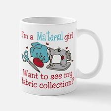Material Girl Mug