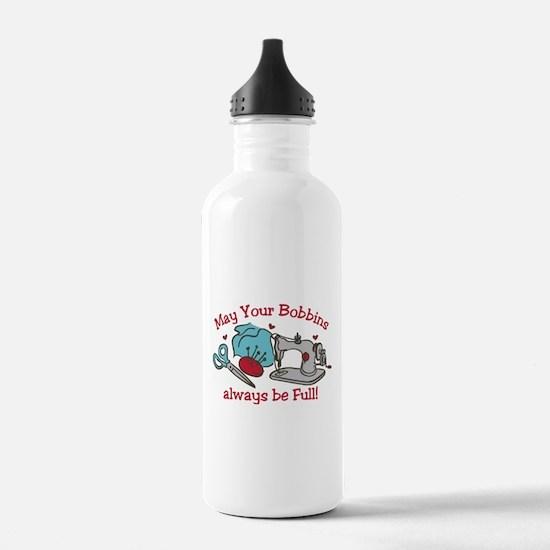 Bobbins Water Bottle