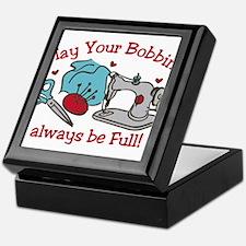 Bobbins Keepsake Box