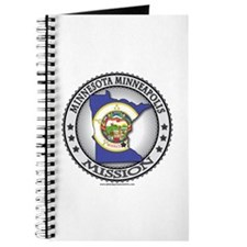 Minnesota Minneapolis LDS Mission State Flag Gift