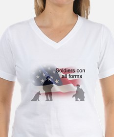 K-9 soldiers T-Shirt