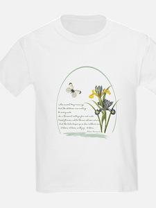 Iris Poem T-Shirt