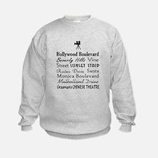 Hollywood Streets Sweatshirt