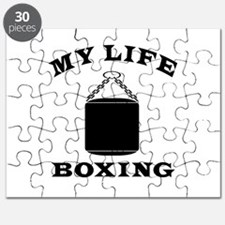My Life Boxing Puzzle