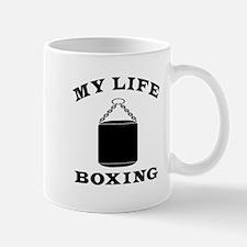 My Life Boxing Mug