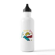 Paint Your Dreams Water Bottle