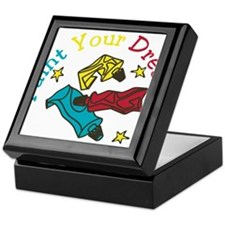 Paint Your Dreams Keepsake Box
