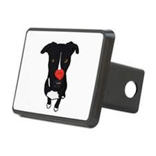 Dog Loves you Hitch Cover