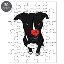 Dog Loves you Puzzle