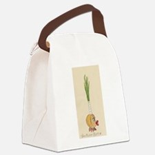 TOO MUCH BOTOX Canvas Lunch Bag