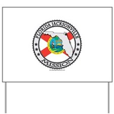 Florida Jacksonville LDS Mission State Flag Yard S