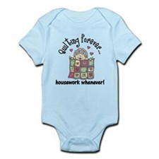 Quilting Forever Body Suit