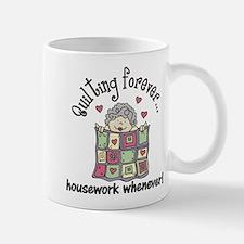 Quilting Forever Mug