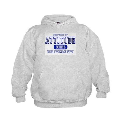 Attitude University Kids Hoodie