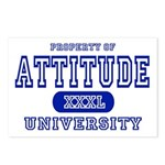 Attitude University Postcards (Package of 8)