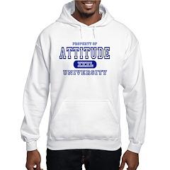Attitude University Hoodie
