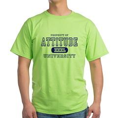 Attitude University T-Shirt