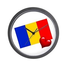 Chad Wall Clock