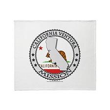 California Ventura LDS Mission State Flag Cutout