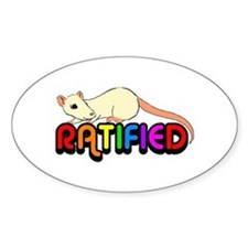 Ratified Rectangle Decal