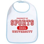 Sports University Bib