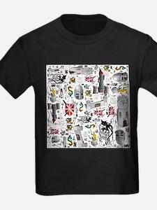 Medieval Mash-up T-Shirt