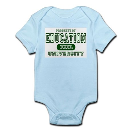 Education University Infant Bodysuit
