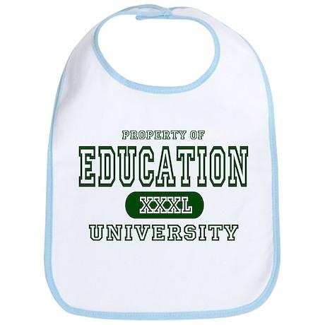 Education University Bib