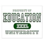 Education University Small Poster