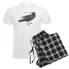 Nevermore Raven Pajamas