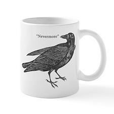 Nevermore Raven Small Mug