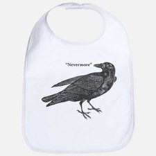 Nevermore Raven Bib