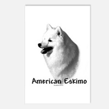 Eskimo Charcoal Postcards (Package of 8)