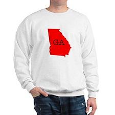 GA (Georgia) Sweatshirt