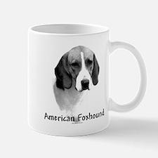 Foxhound Charcoal Mug