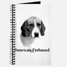 Foxhound Charcoal Journal