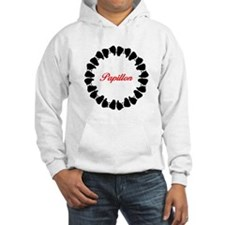 Papillon in the round Hoodie