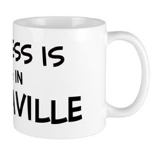 Happiness is Brazzaville Mug
