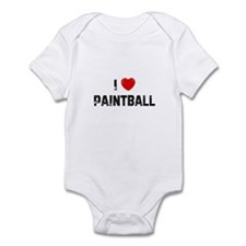 I * Paintball Infant Bodysuit