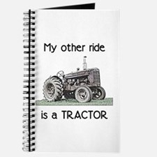 Ride a Tractor Journal