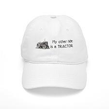 Ride a Tractor Baseball Baseball Cap