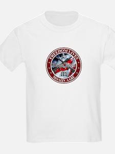 Three Percent - We The People (Flag) T-Shirt