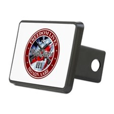 Three Percent - We The People (Flag) Hitch Cover