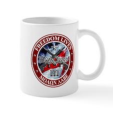Three Percent - We The People (Flag) Mug