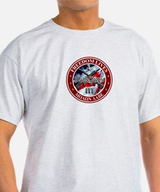 Three Percent - We The People (Flag) T-Shirt