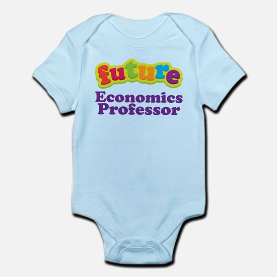 Future Economics Professor Infant Bodysuit
